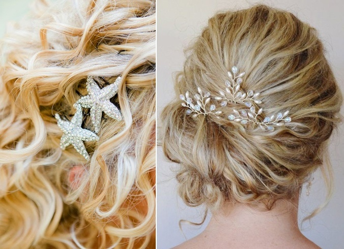 Accessories For Bridal Hairstyles