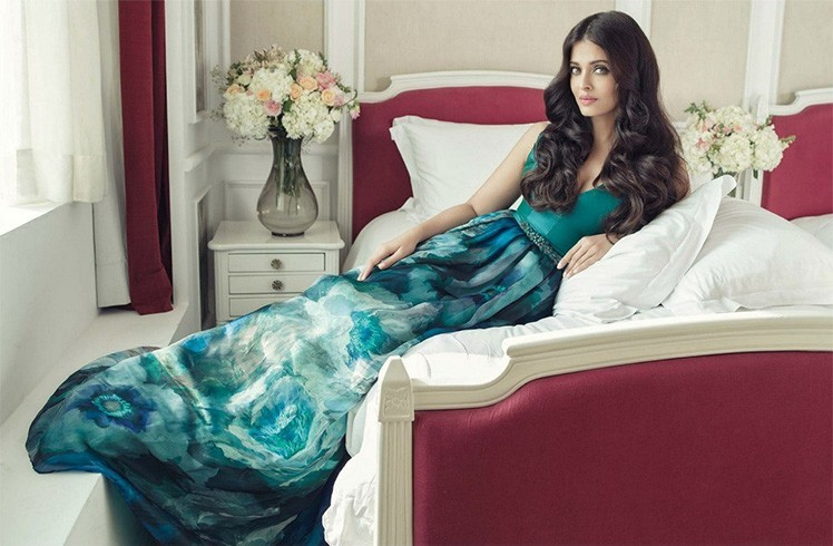Aishwarya Rai Filmfare June 2016 shoot