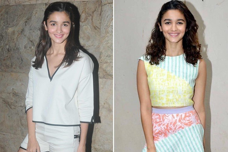 Alia Bhatt At Udta Punjab Promotions