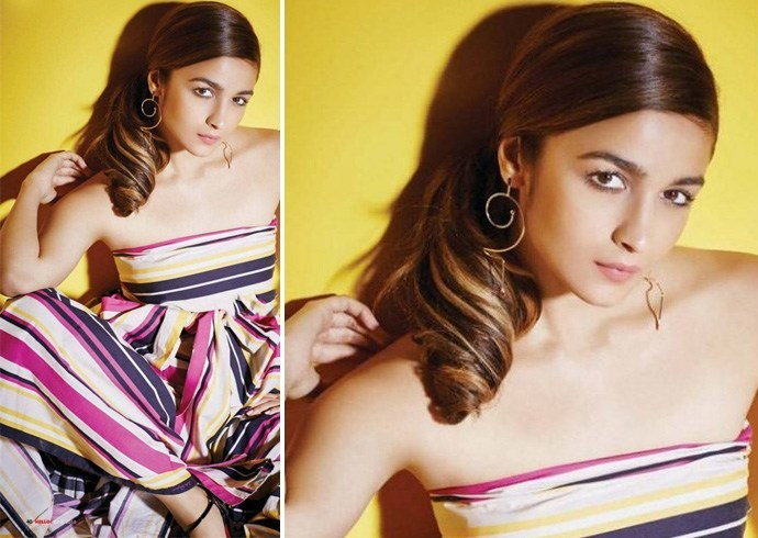 Alia Bhatt Hello June 2016 Photoshoot