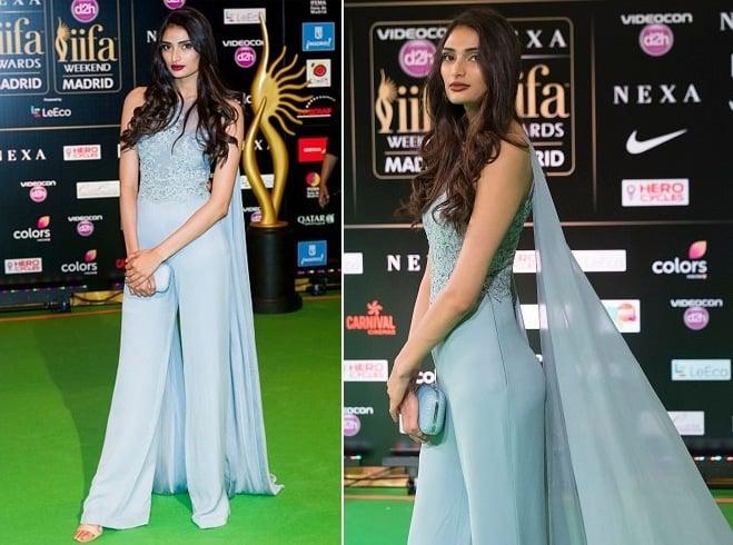 Athiya Shetty At IIFA Green Carpet Event 2016