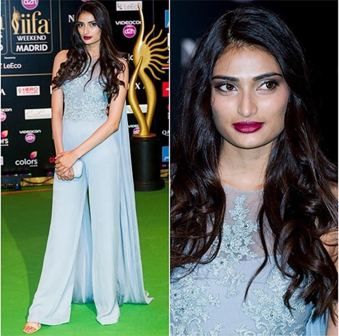 Athiya Shetty At IIFA Awards 2016