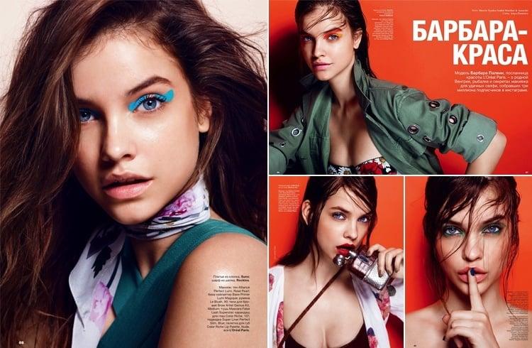 Barbara Palvin Allure June 2016 Magazine Photoshoot