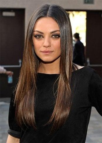Best Celebrity Long Hair Styles