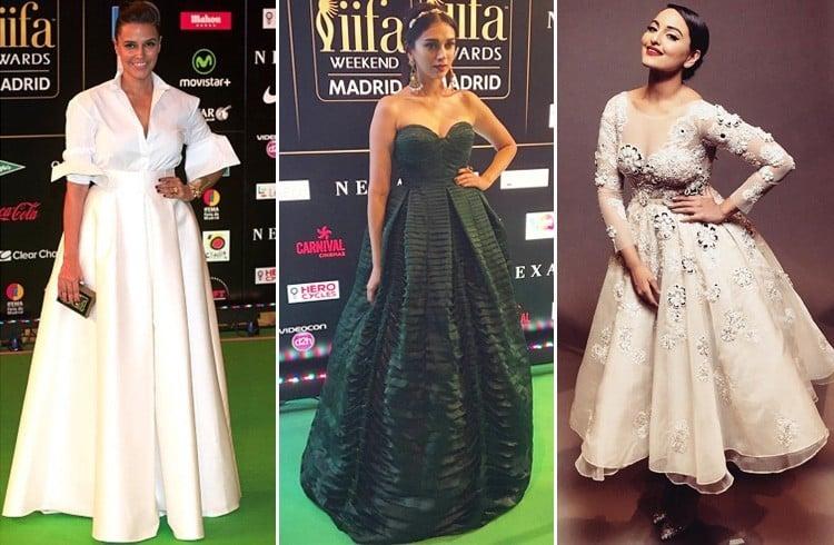 Best Dressed Celebs At IIFA Awards 2016