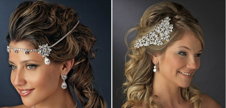 Best Wedding Hair Accessories