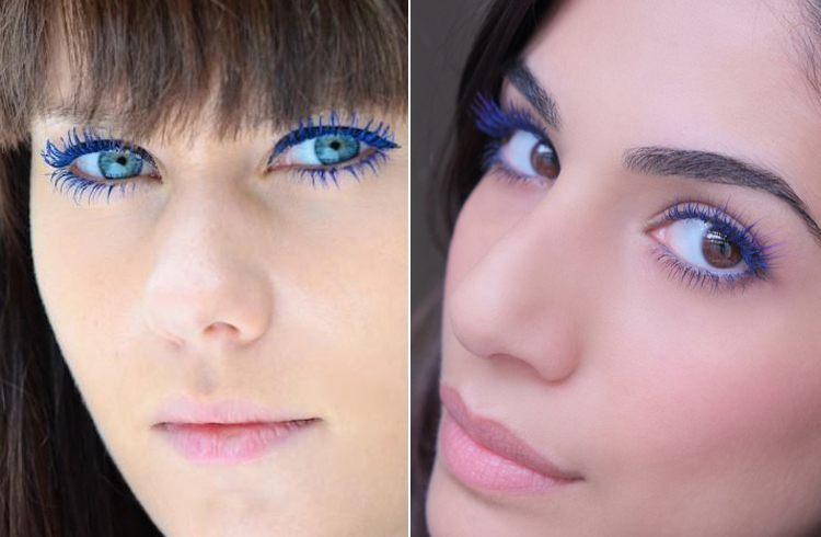 4b18099ffc7 Colored Mascara: New Beauty Trend To Try