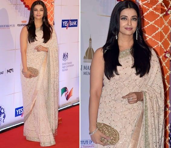 Bollywood Actresses In Chikankari