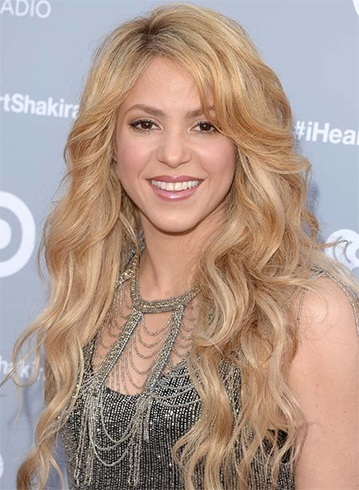 Celebrity Long Hairstyles