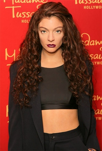 Celebs With Curls Hair