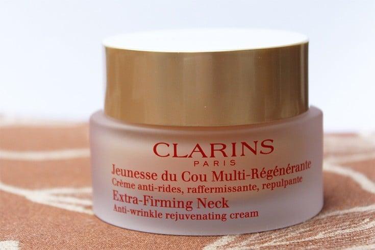 Clarins Extra Firming Neck Cream