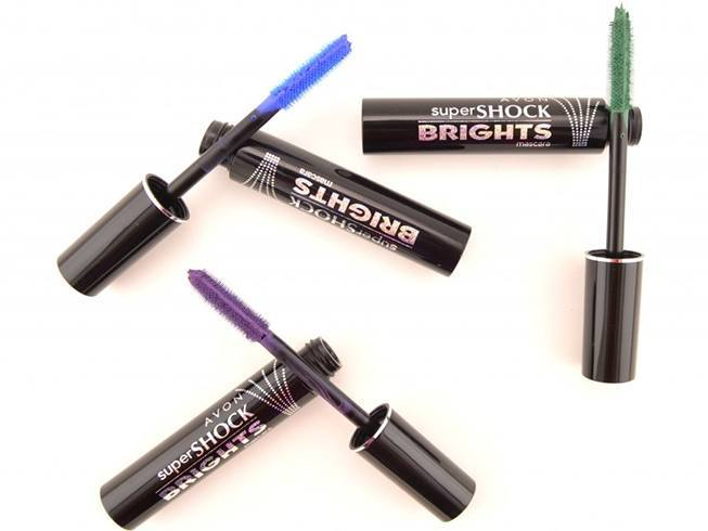 Colored Mascaras