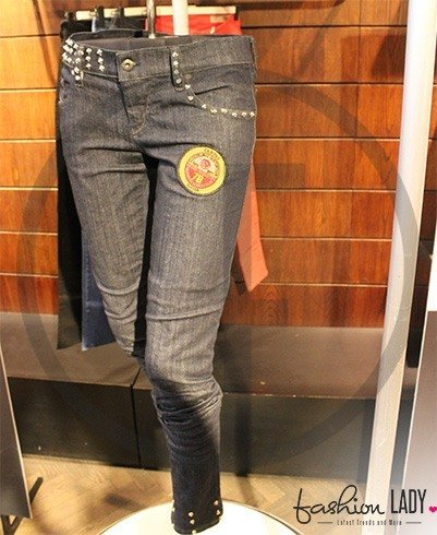 Customized denims