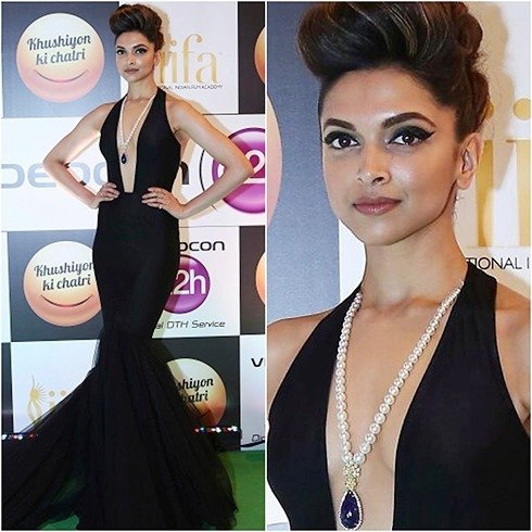 Deepika Padukone IIFA Green Carpet Event 2016