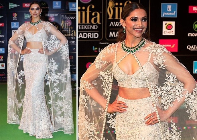 Deepika Padukone At IIFA Awards 2016