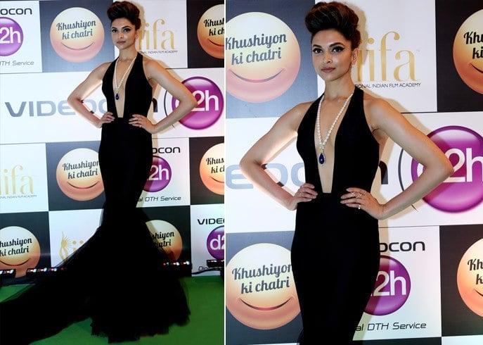 Deepika Padukone At IIFA Awards