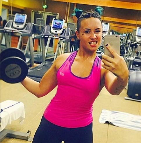 Fitness Lognip