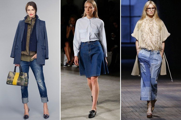Denim Fashion Trends 2016