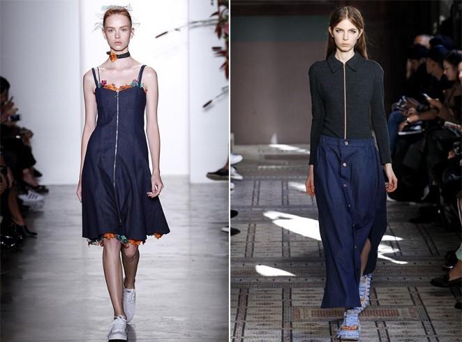 Denim Fashion Show