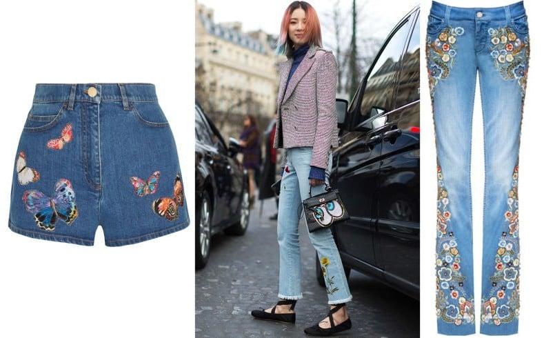 Denim Jeans Trends 2016