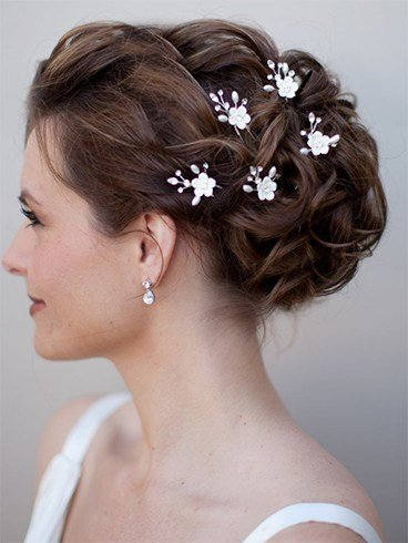 Designer Bridal Hair Accessories