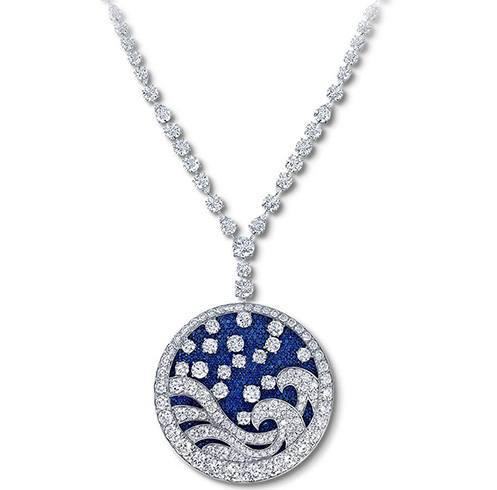 Ocean Themed Jewelry Wearing The Sea Of Charms