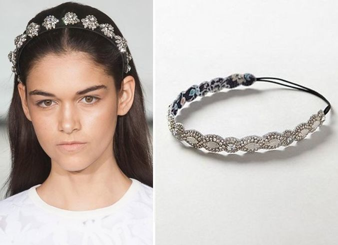 Different Accessories for Wedding Hairstyles