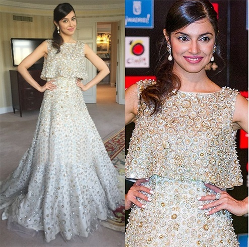 Divya Khosla Kumar At IIFA Awards 2016