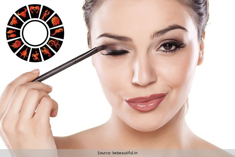 Eye Makeup Based On Your Zodiac Signs