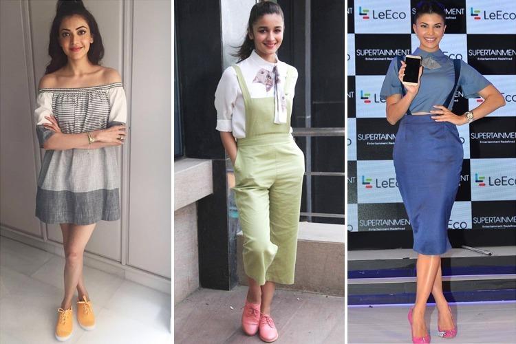 Contrast Fashion Is Rocking