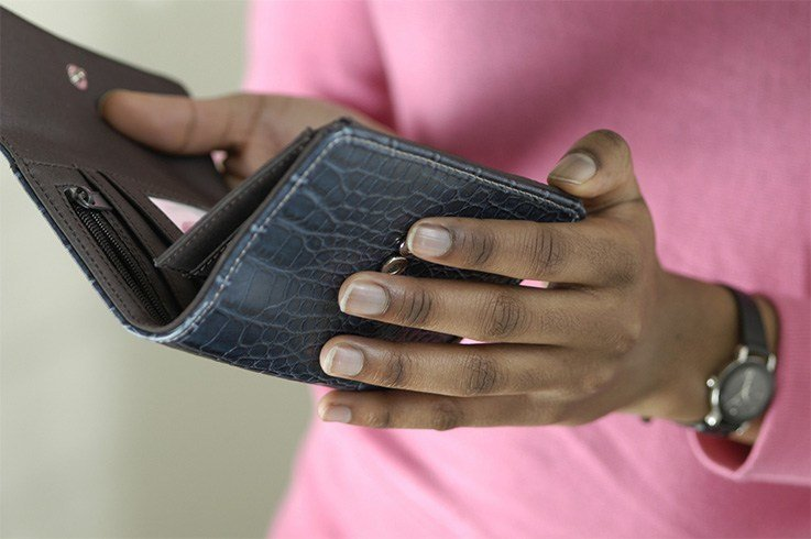 Fashionable Anti-Theft Purses