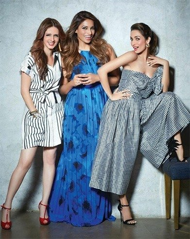 Femina June 2016 magazine photoshoot