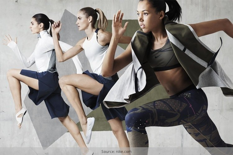 Futuristic Sportswear for Women