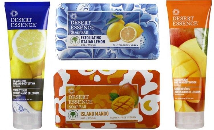 Gluten Free Organic Soap