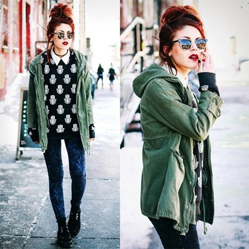 Grunge Fashion for Womens