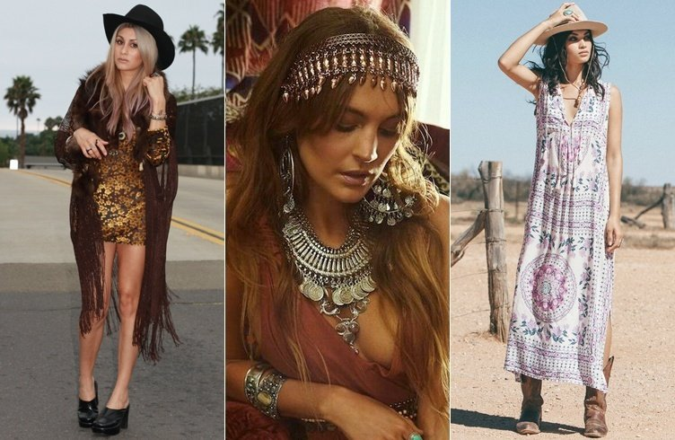 Gypsy Outfits