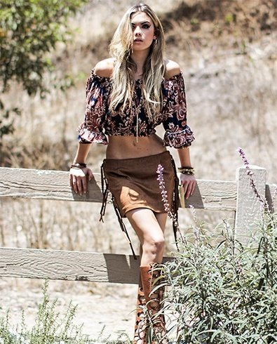 Gypsy Style For Womens