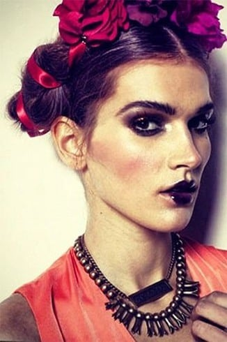 Hipster Eye Makeup Ideas