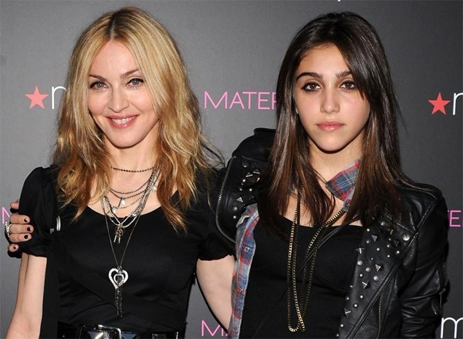 Hollywood Mother Daughter Beauty
