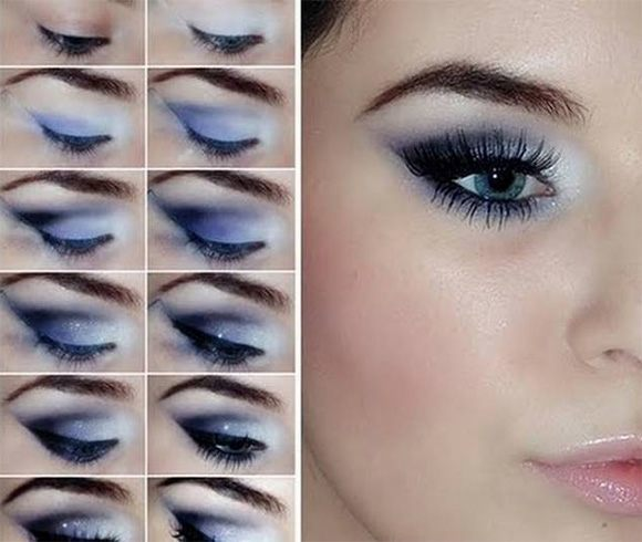 How To Do Smokey Eyes