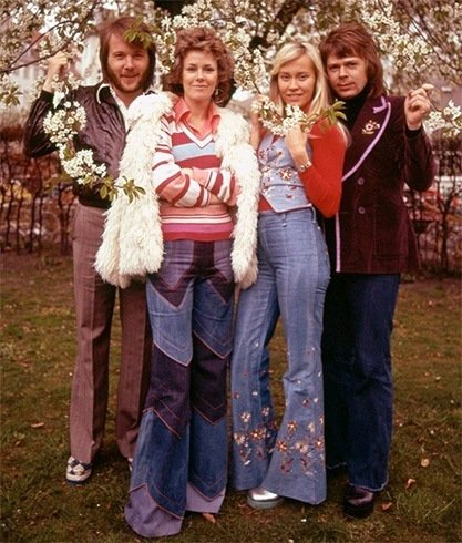 How To Dress Up Like Abba
