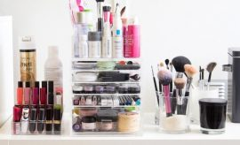 How To Organise Beauty Products
