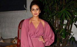 Huma Qureshi at Anand L Rai birthday bash