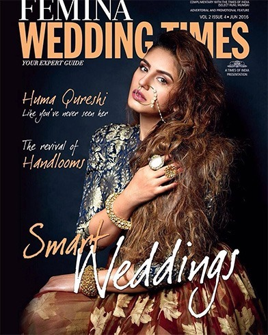 Huma Qureshi On Wedding Times June 2016