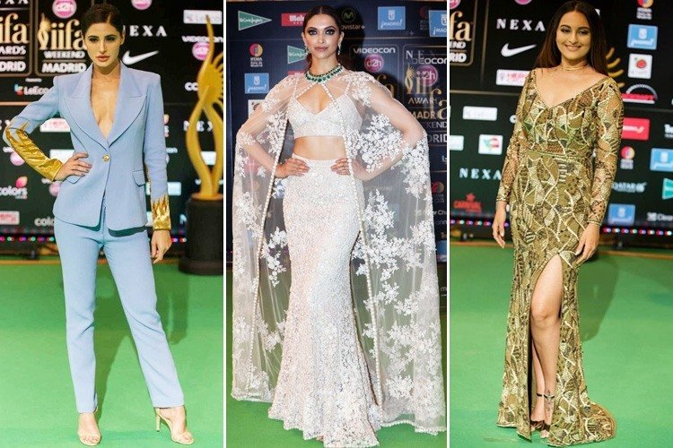 Bollywood Celebrities IIFA 2016 Fashion