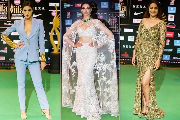Bollywood Celebrities IIFA 2016 Fashion