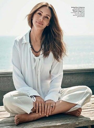 Julia Roberts InStyle June 2016 Magazine Shoot