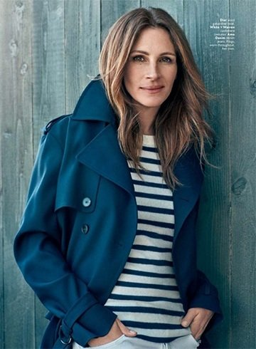 Julia Roberts InStyle 2016 Photoshoot