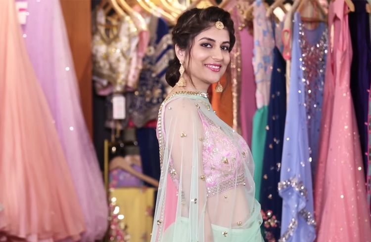 Kalyan Jewellers Bridal Outfits