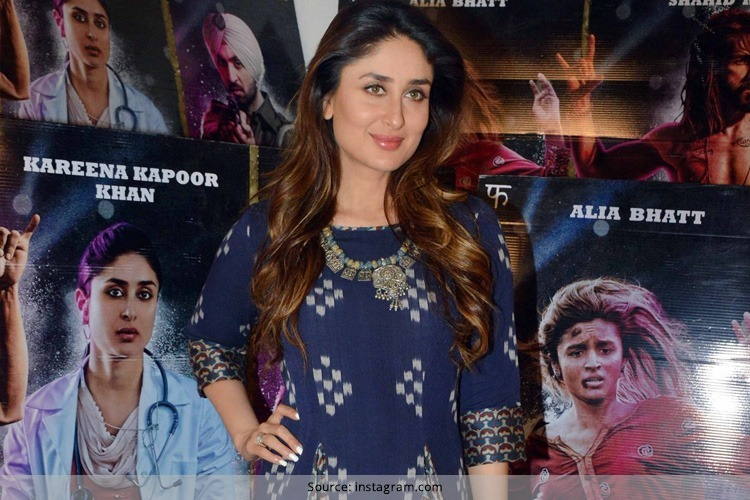 Kareena Kapoor At Udta Punjab Post Success Promotions